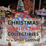 christmas world's fair collectibles