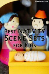 best nativity sets for kids