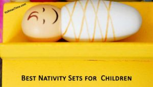 nativity scenes for children