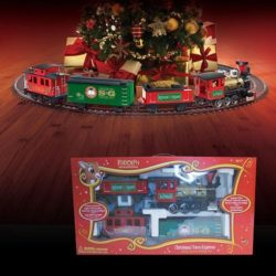 rudolph the red nose reindeer christmas express train