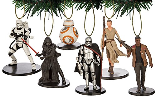 incredible star wars ornaments the force awakens ornaments