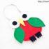 How To Make a Christmas Owl Ornament