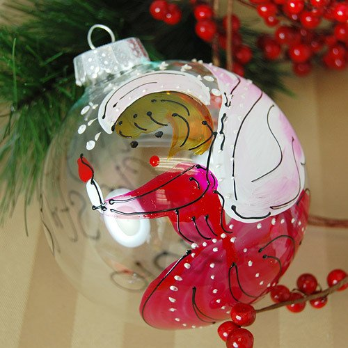 5 Personalized Christmas Ornaments