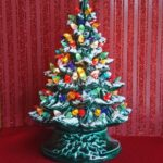 ceramic christmas trees customized for sale