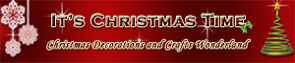 It's Christmas Time - Christmas Crafts, Decoratoins and Parties Wonderland