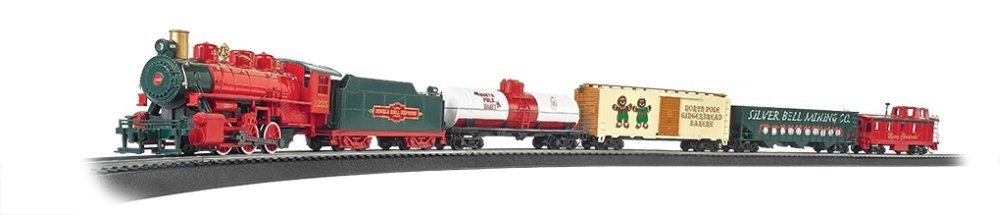 bachmann jingle bells express train