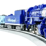 Lionel Frosty the Snowman Christmas Train set – LionChief Remote