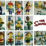 The Simpsons Ornaments for Christmas Trees